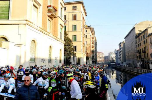 Mirando Milano