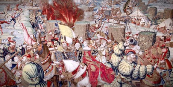 Pavia 1525 - La battaglia è alle porte. Cronache dalla Piazzaforte