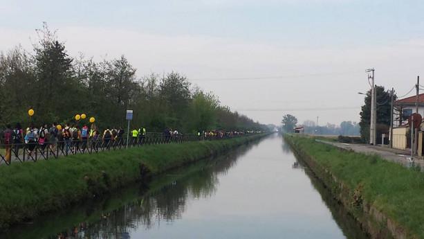Camminata Milano – Pavia 2020