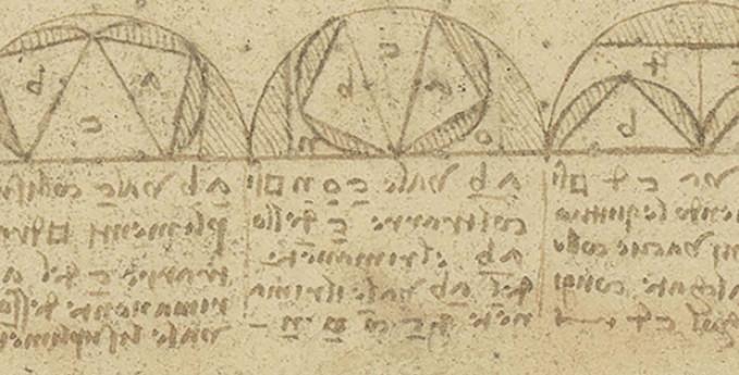 Leonardo e Vitruvio. Oltre il cerchio e il quadrato