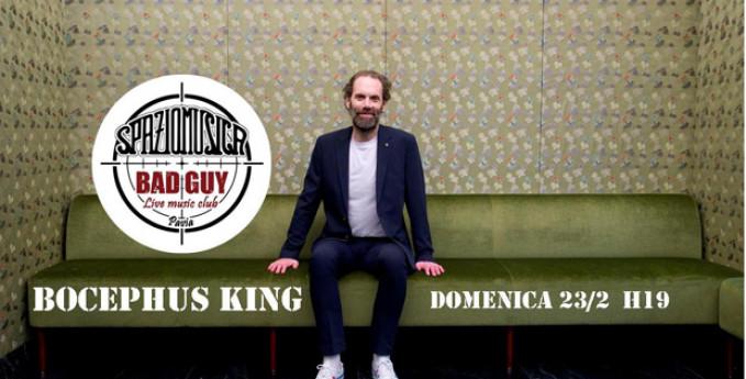 Bocephus King in concerto