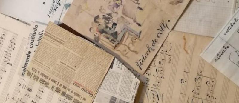 Gli autografi di Alfredo Pernice: pagine di dialetto - Presentazione del fondo di manoscritti del poeta cremonese Alfredo Pernice (1871-1944)