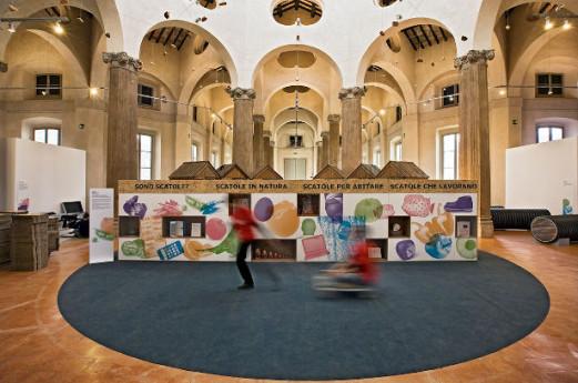 Fare i lavoretti creativi del Muba di Milano