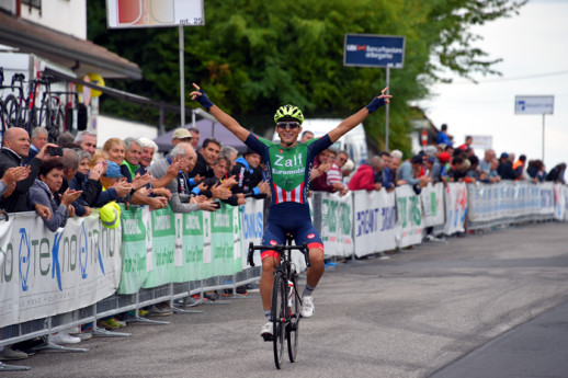 Cycling: The Carnago Grand Prix