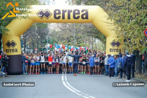 Busto Arsizio half marathon