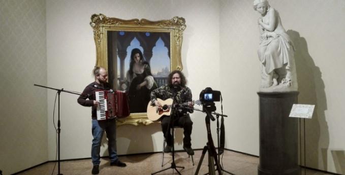 Musica in Museo - La storia siamo noi (Francesco De Gregori)