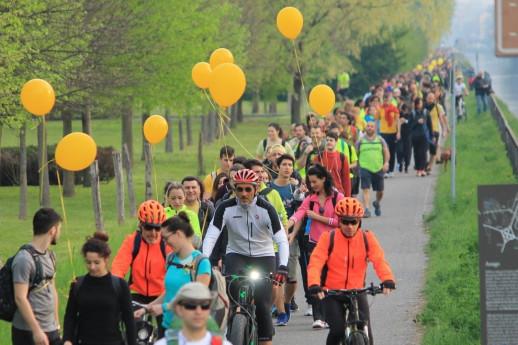 Quarta Camminata Milano - Pavia 2021