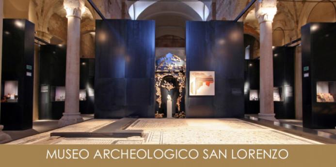 Visite guidate al Museo Archeologico San Lorenzo