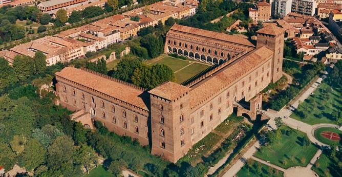 Cinema sotto le stelle a Pavia