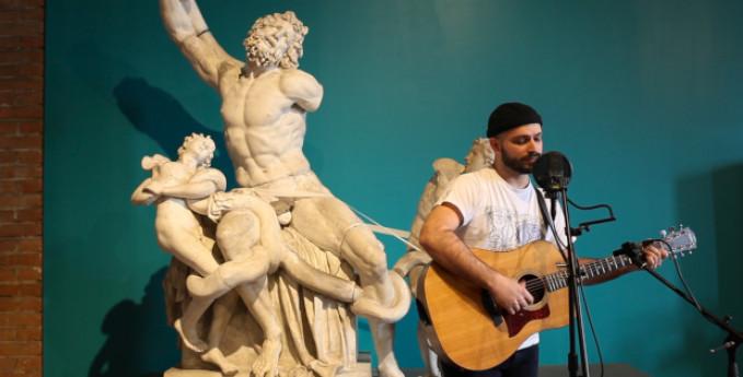Musica in Museo - A mano a mano (Riccardo Cocciante)