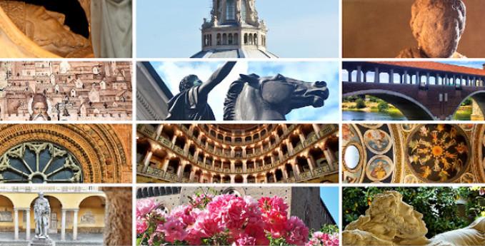 Luglio - 10 NUOVE Visite Guidate a Pavia e in provincia