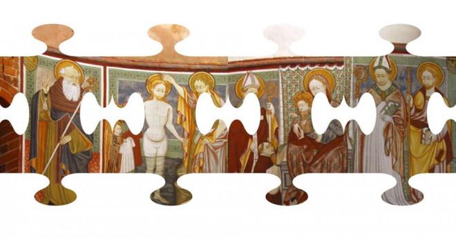 Arte e Leggende lungo la Via Francigena a Mortara
