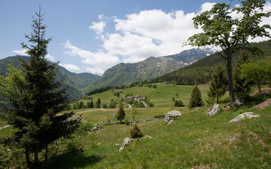 Trekking naturalistico in ValSanguigno agosto