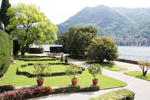 Visita a Villa Pizzo