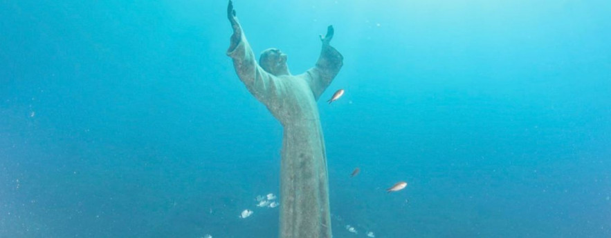 Immersione del Cristo degli abissi