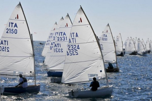 85° Campionato italiano Dinghy