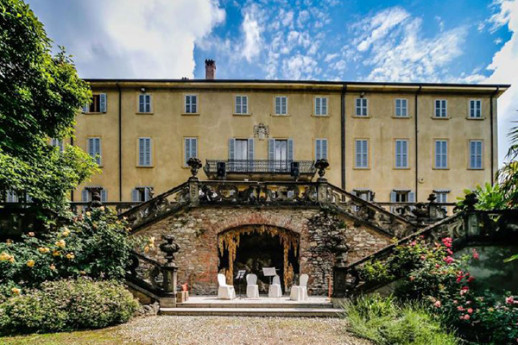 Visit Villa Sormani Marzorati Uva