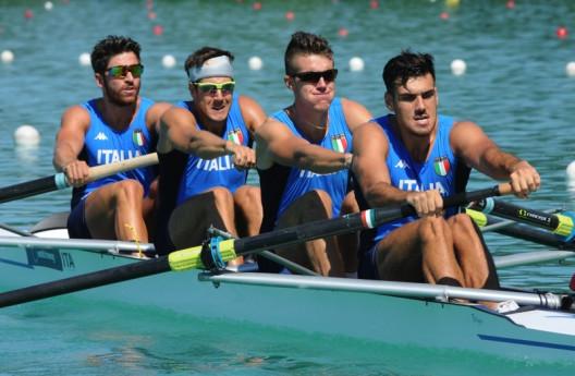 Canottaggio: European Olympic and Paralympic Qualification Regatta