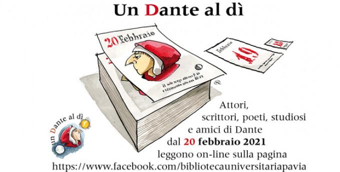 Un Dante al dì. Maratona letteraria