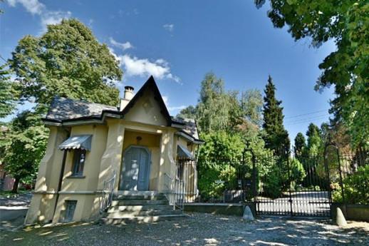 Villa Cramer visita guidata