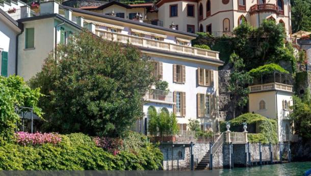 Visita villa Silva di Torno