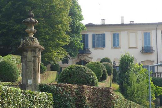 Visita villa Agnesi Alberoni
