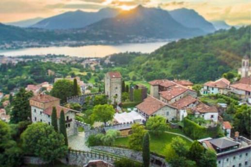 Visita al Castello di Rossino