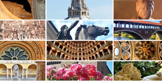 Visite Virtuali su Pavia - 10.000 Passi nella Storia