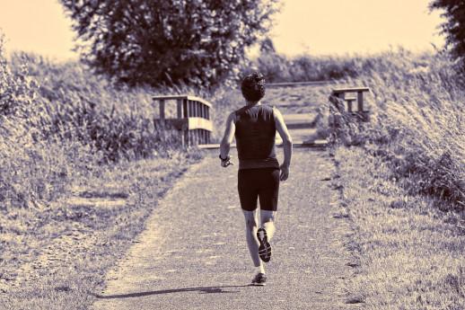Pixabay runner