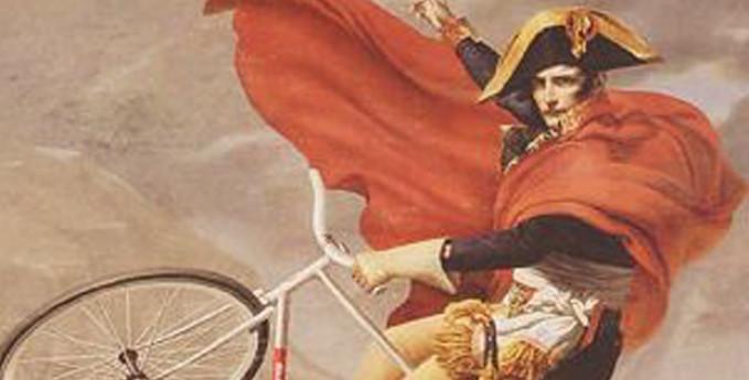 Bici-entenario napoleonico - parte I