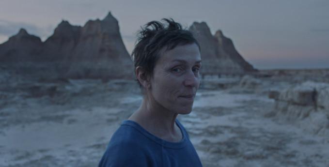 Il cinema al Fraschini: Nomadland