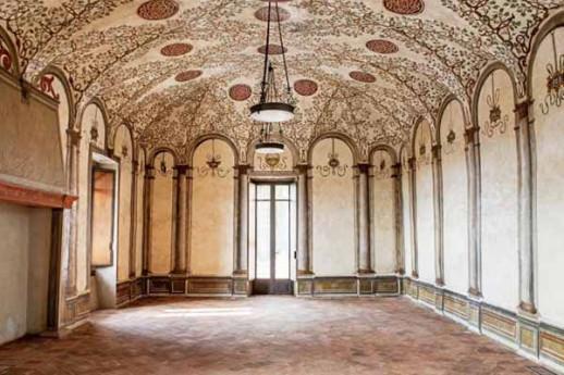 Visita di Villa Calchi e Villa La Vescogna
