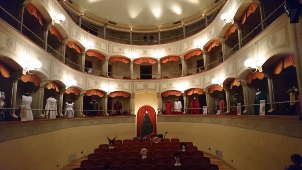 Visita del Teatro Martinetti