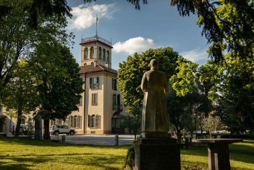 Parchi e Giardini delle dimore storiche di Montebello