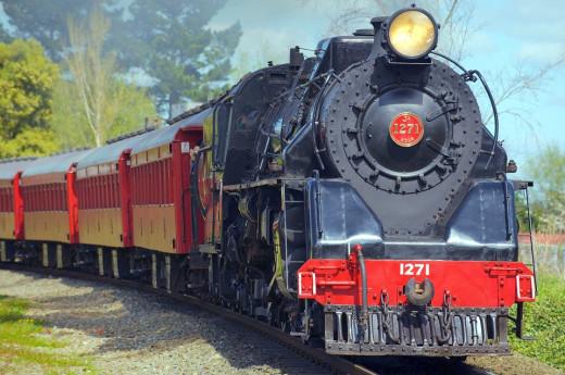 Primavera express - viaggio con treno storico
