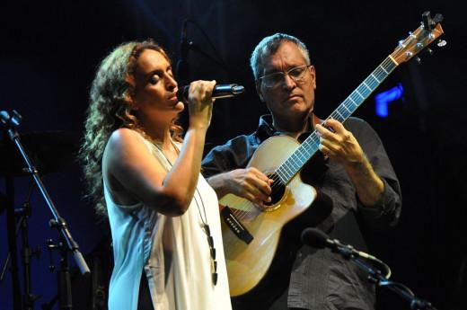 Noa e Gil Dor in concerto