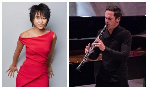 Yuja Wang e Andreas Ottensamer in concerto