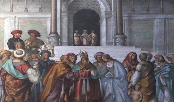 Il '500 a Cremona - Facit Bocacinus. Salita ai Matronei