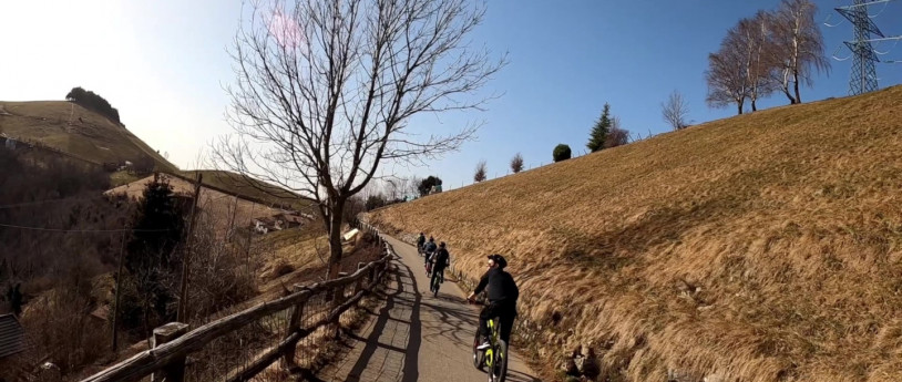 Ebike Tour alla scoperta dell'Altopiano con Franco Zanetti