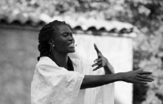 Black Aida. Una fiaba africana