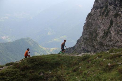 Corsa in Montagna Colere-Rifugio Albani
