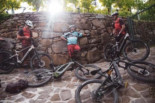 Tour in e-bike a Vilminore di Scalve