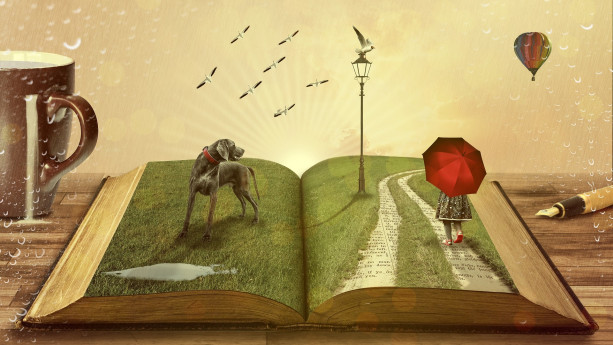 Viaggio sul tappeto delle storie