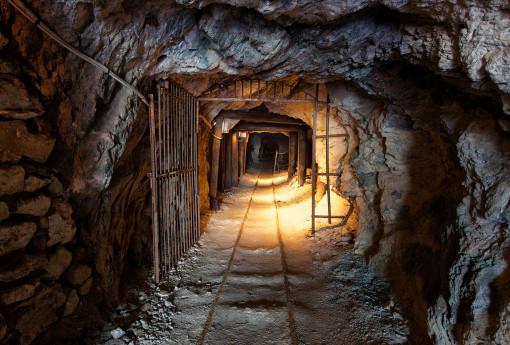 Visite alla miniera della Bagnada