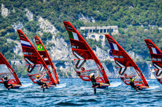 2021 iQFOiL Youth & Junior World Championships