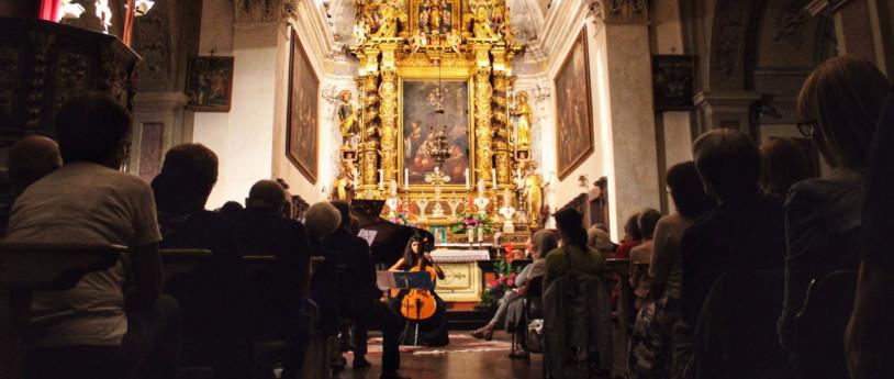 """Mondadizza Music Week, Antonio Chen Guang, pianoforte: """"I Fiati della Vivaldi"""""""