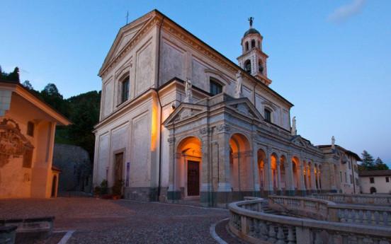 Festeggiamenti Basilica di Clusone