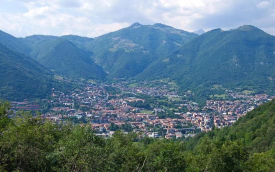 Trekking in Valle del Lujo sui passi del Moroni