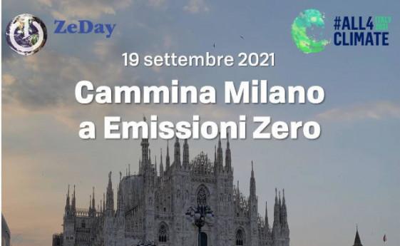 Cammina Milano a Emissioni Zero