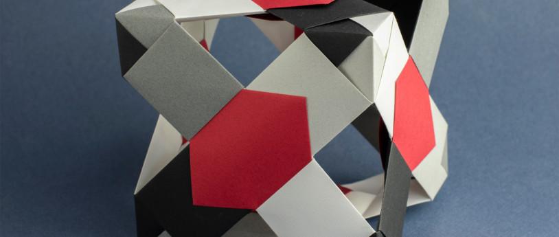 Mostra di origami di Paolo Bascetta